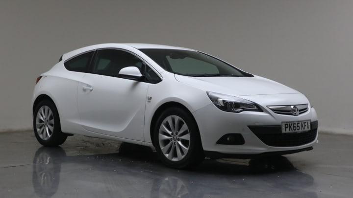 2016 used Vauxhall Astra GTC 1.4L SRi i Turbo