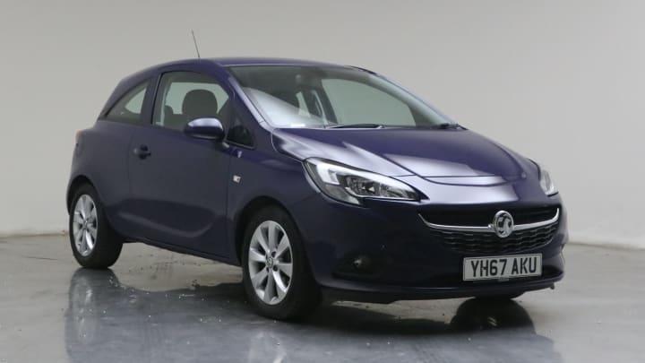 2017 used Vauxhall Corsa 1.4L Energy ecoTEC i
