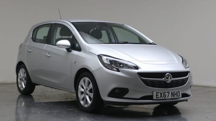 2017 used Vauxhall Corsa 1L Energy ecoTEC i Turbo
