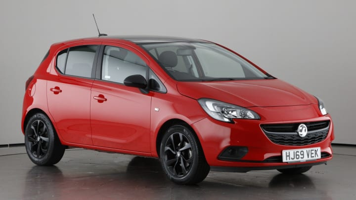 2019 used Vauxhall Corsa 1.4L Griffin i