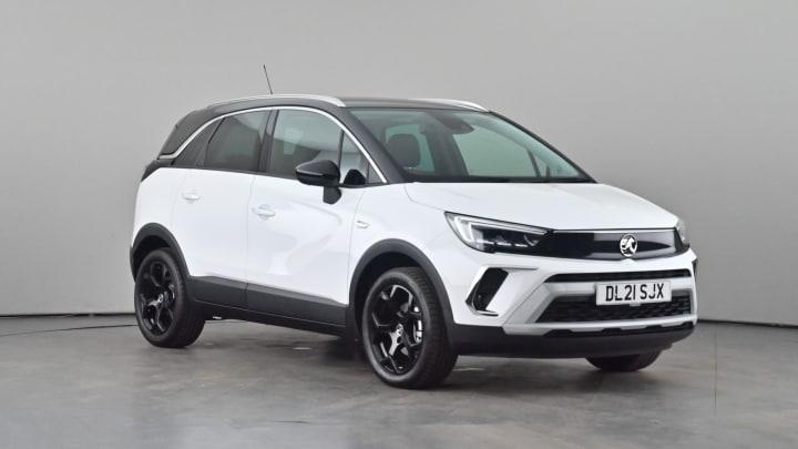 2021 subscription Vauxhall Crossland 1.2L SRi Nav Turbo