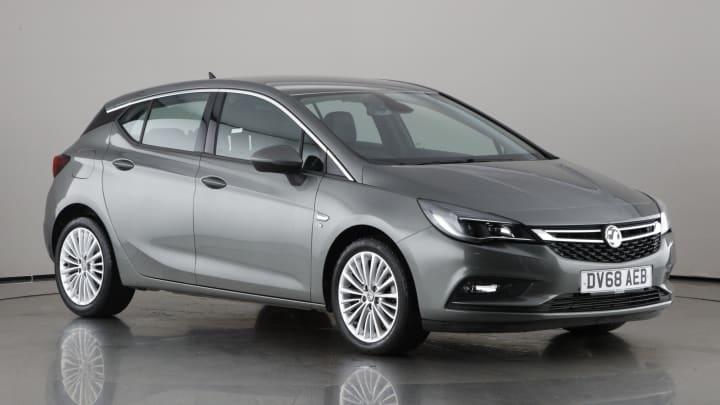 2018 used Vauxhall Astra 1.6L Elite Nav i Turbo