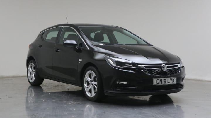 2019 used Vauxhall Astra 1.6L SRi BlueInjection CDTi