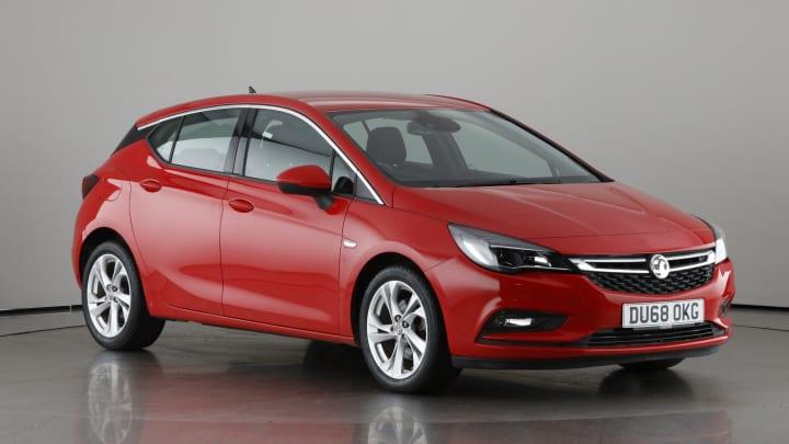2018 used Vauxhall Astra 1.6L SRi Nav i Turbo