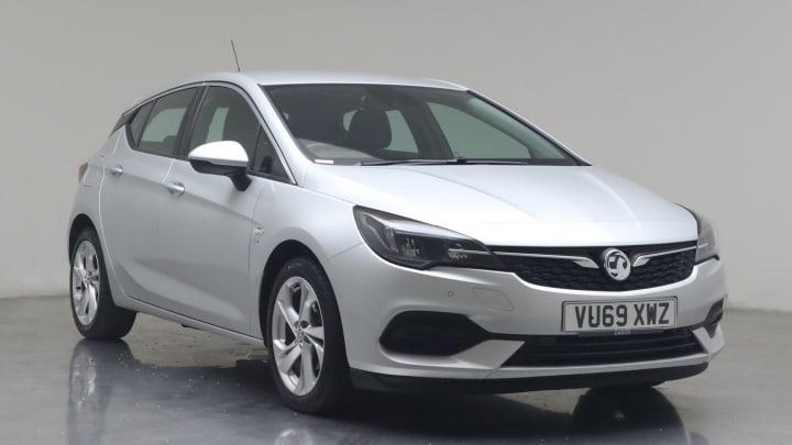 2020 used Vauxhall Astra 1.2L SRi Nav Turbo