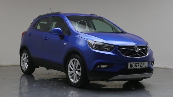 2018 used Vauxhall Mokka X 1.4L Active i Turbo