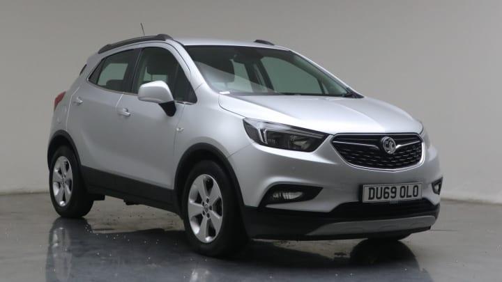 2019 used Vauxhall Mokka X 1.4L Elite Nav ecoTEC i Turbo