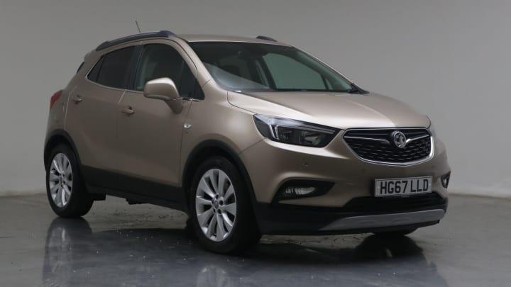 2018 used Vauxhall Mokka X 1.4L Elite i Turbo