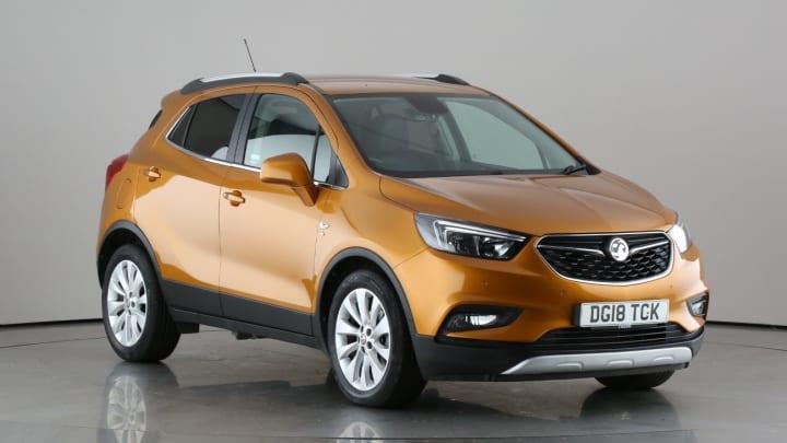 2018 used Vauxhall Mokka X 1.4L Elite Nav i Turbo