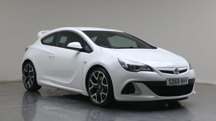 2018 used Vauxhall Astra GTC 2L VXR T