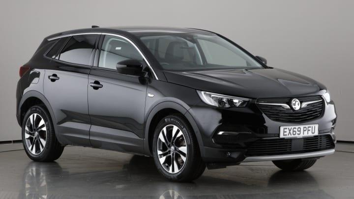 2020 used Vauxhall Grandland X 1.5L SRi Nav Turbo D