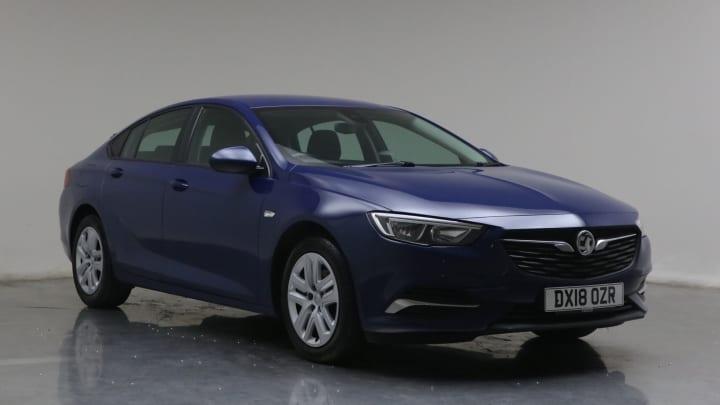 2018 Used Vauxhall Insignia 1.6L Design Nav ecoTEC Turbo D