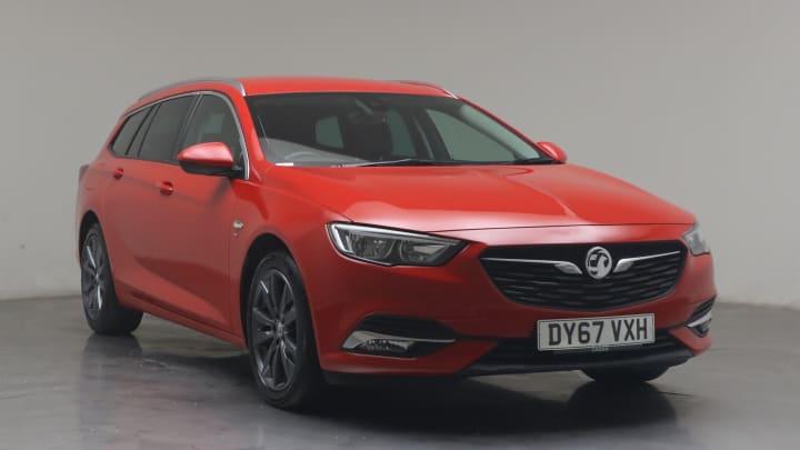 2017 used Vauxhall Insignia 2L SRi Nav BlueInjection Turbo D