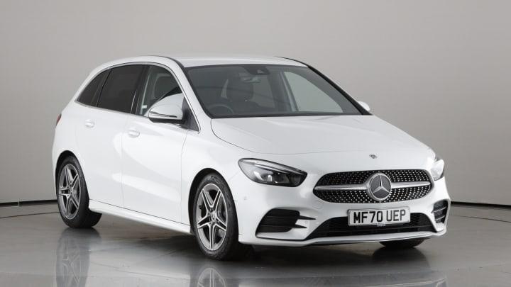 2020 used Mercedes-Benz B Class 1.3L AMG Line B180