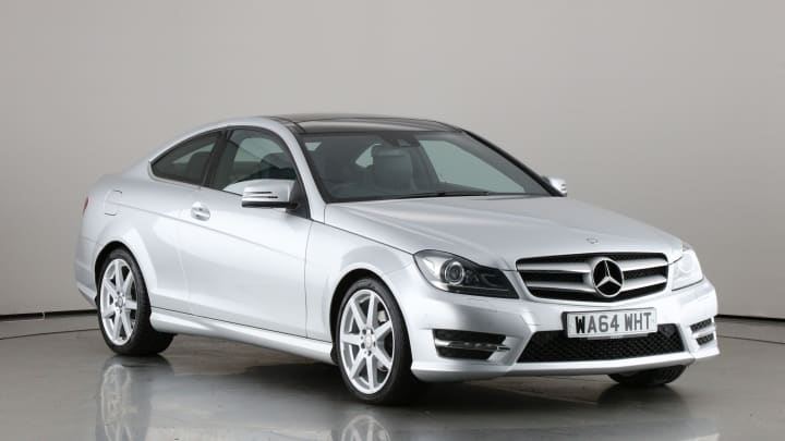 2014 Used Mercedes-Benz C Class 2.1L AMG Sport Edition C250 CDI