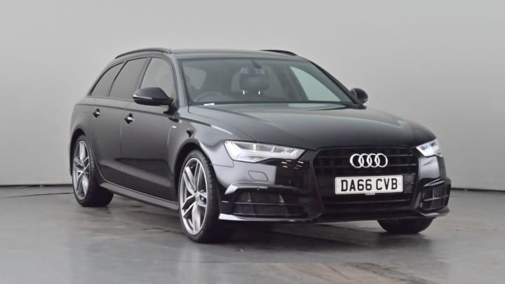 2016 used Audi A6 Avant 2L Black Edition ultra TDI