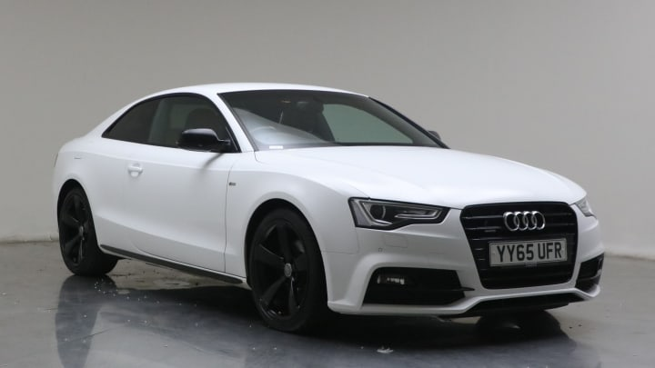 2015 used Audi A5 2L Black Edition Plus TDI