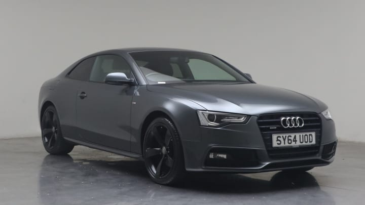 2014 used Audi A5 2L Black Edition TDI