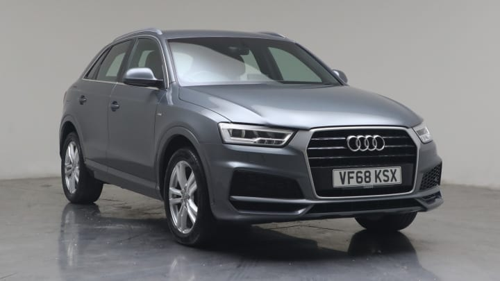 2019 used Audi Q3 2L S line Edition TDI