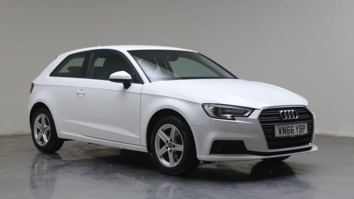 2016 used Audi A3 1.4L SE CoD TFSI