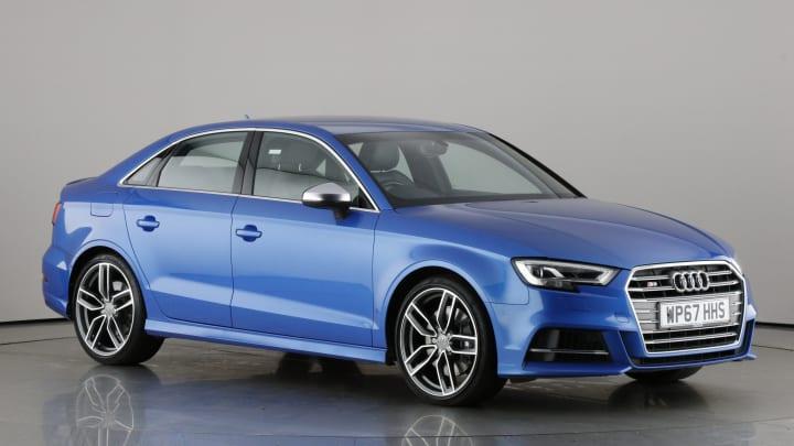 2017 used Audi S3 2L TFSI
