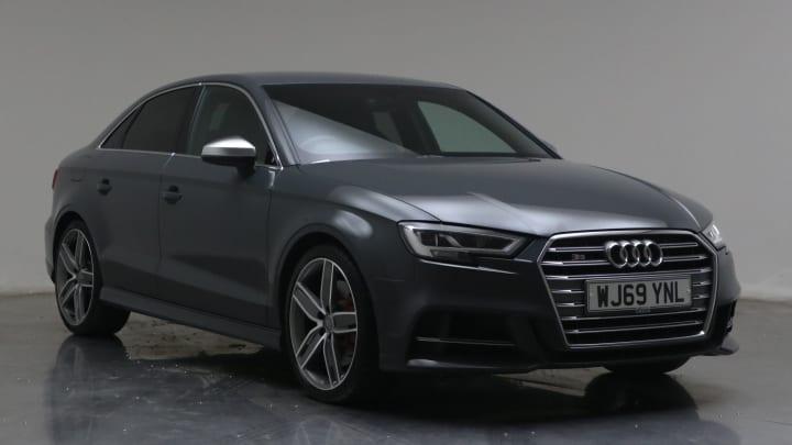 2019 used Audi S3 2L TFSI
