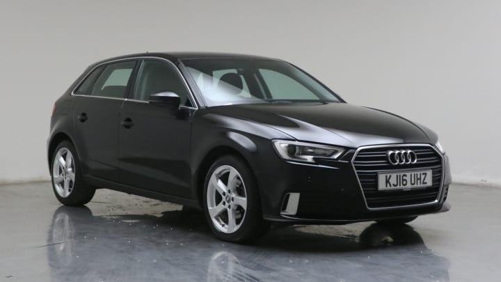 2016 used Audi A3 2L Sport TDI