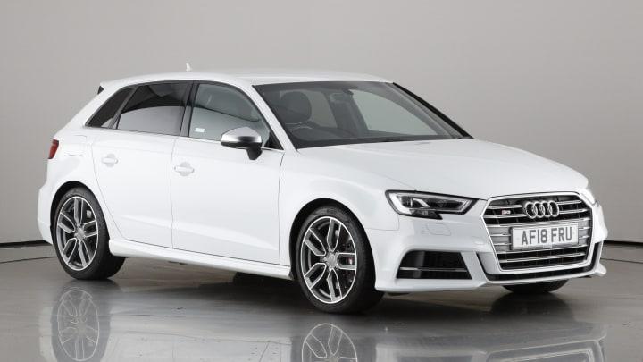 2018 used Audi S3 2L TFSI