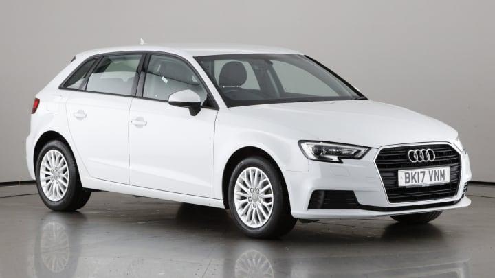 2017 used Audi A3 1.6L SE Technik TDI