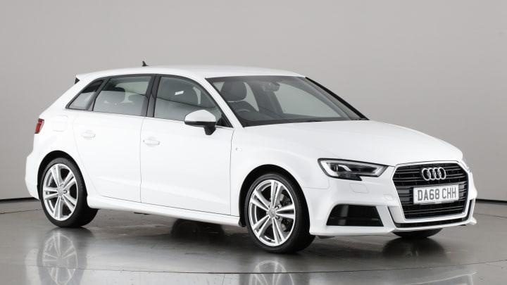 2018 used Audi A3 1L S line TFSI