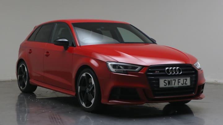 2017 used Audi S3 2L Black Edition TFSI