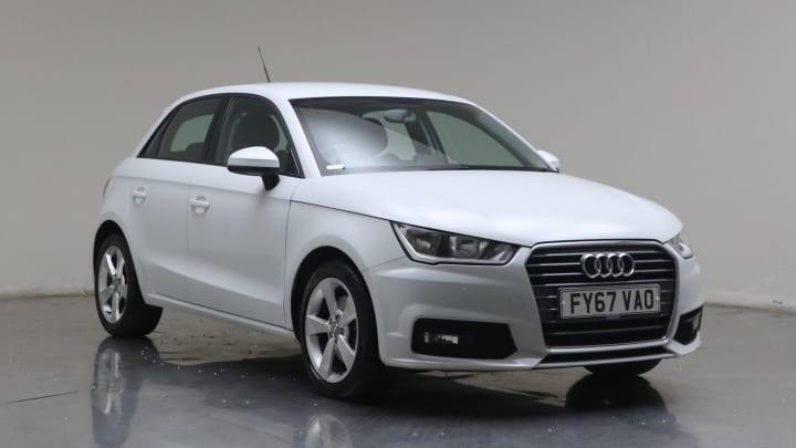 2017 used Audi A1 1.4L Sport TFSI