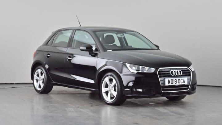 2018 used Audi A1 1.6L Sport TDI