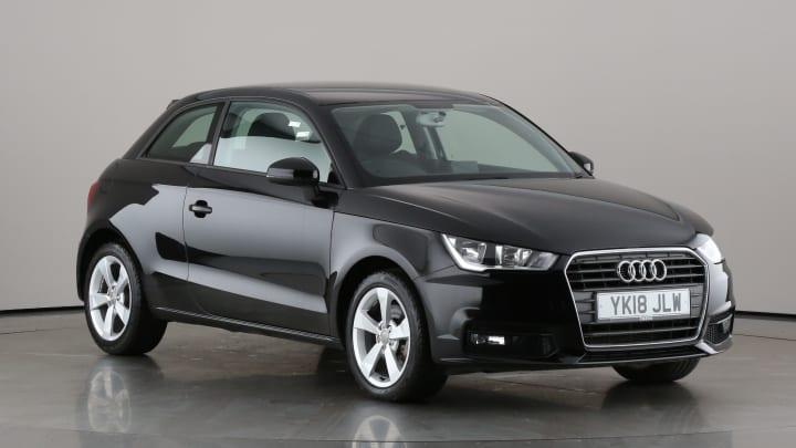 2018 used Audi A1 1.4L Sport TFSI