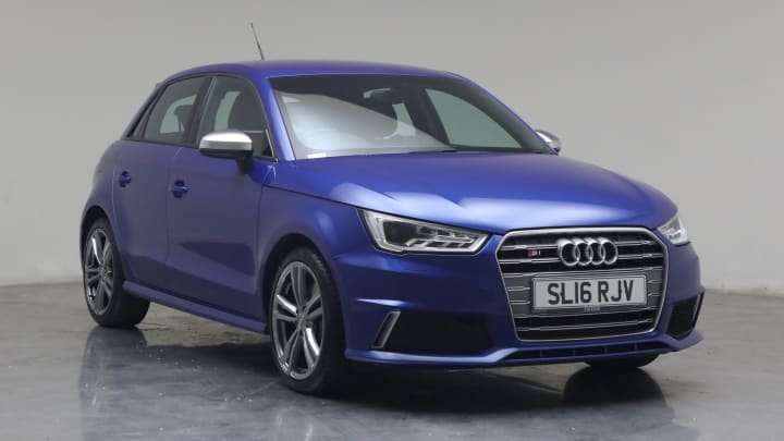 2016 used Audi S1 2L TFSI