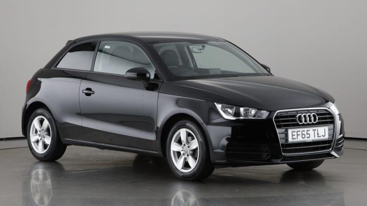 2015 used Audi A1 1L SE TFSI