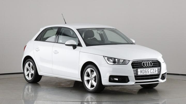2015 used Audi A1 1.4L Sport TFSI