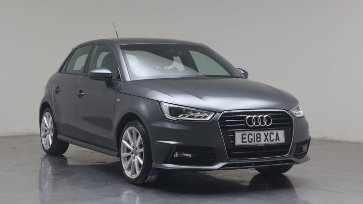2018 used Audi A1 1L S line TFSI