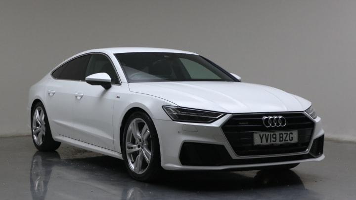 2019 used Audi A7 3L S line TDI V6