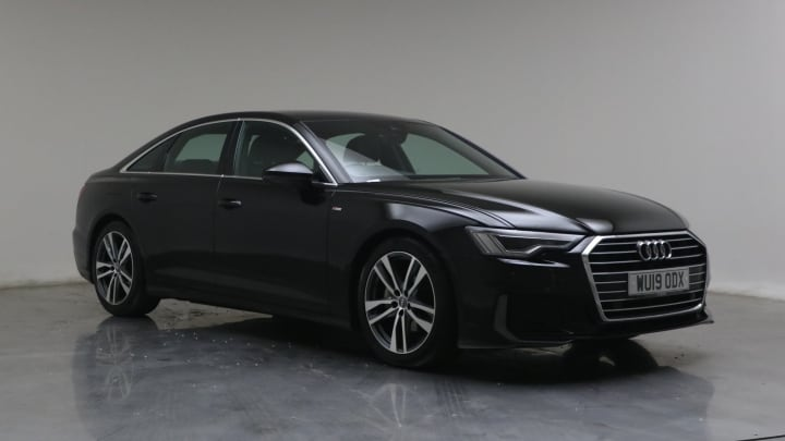 2019 used Audi A6 Saloon 2L S line TDI