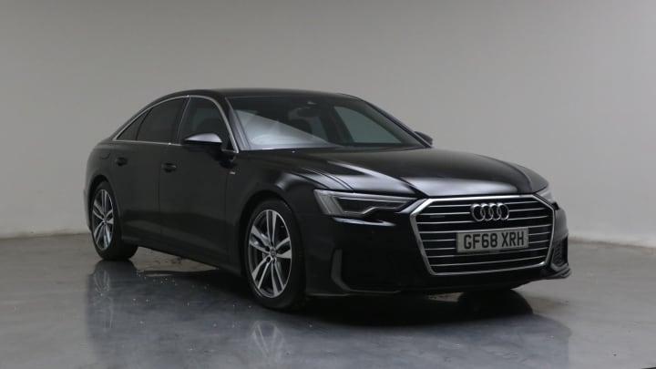 2018 used Audi A6 Saloon 3L S line TDI V6