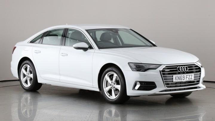 2020 used Audi A6 Saloon 2L Sport TFSI