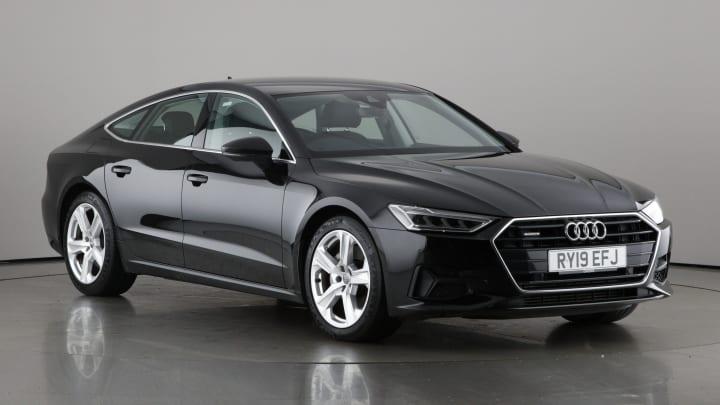 2019 used Audi A7 3L Sport TDI V6