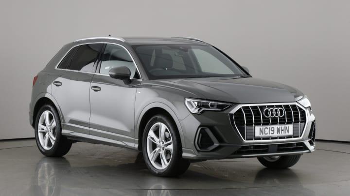 2019 used Audi Q3 1.5L S line TFSI CoD