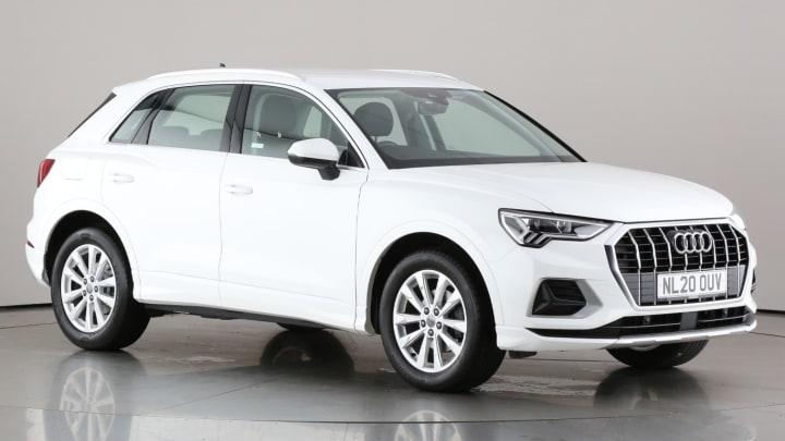 2020 used Audi Q3 1.5L Sport TFSI CoD