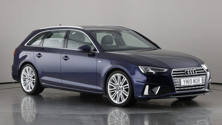 2019 used Audi A4 Avant 2L S line TDI