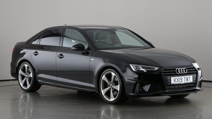 2019 used Audi A4 2L Black Edition TFSI