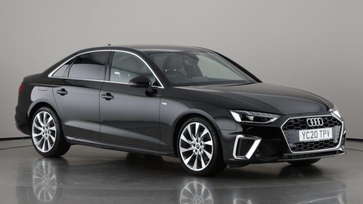 2020 used Audi A4 2L S line TFSI