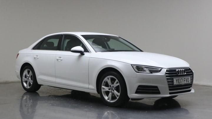 2017 used Audi A4 1.4L Sport TFSI