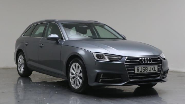 2019 used Audi A4 Avant 2L SE TDI